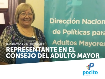 Encuentro del Consejo Federal del Adulto Mayor