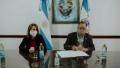 Firma de Convenio entre Municipio y la  AFIP